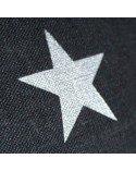 SILVER STAR BLACK 30x40