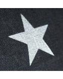 SILVER STAR BLACK