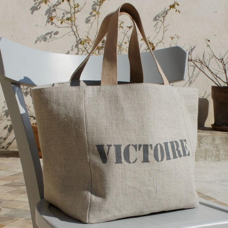 sac cabas personnalis cadeau de no l cadeau d. Black Bedroom Furniture Sets. Home Design Ideas