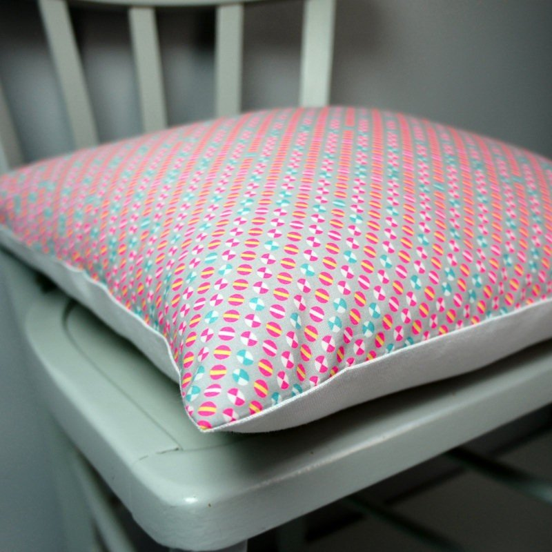 COUSSIN FLUO