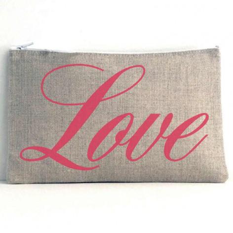 trousse inscription love