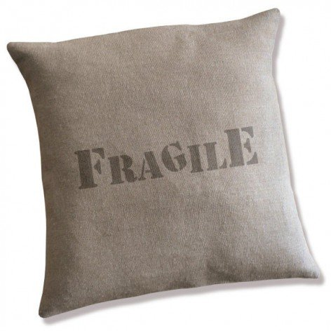 COUSSIN LIN FRAGILE
