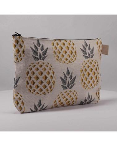 Pochette-ananas-doré