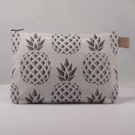 Pochette-ananas-argenté
