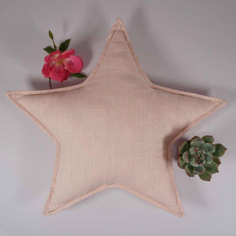 coussin-étoile