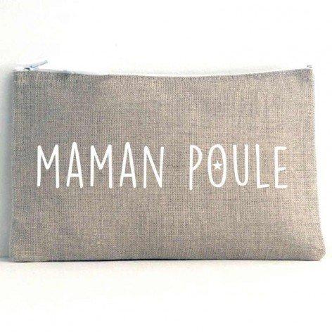 Pochette Maman Poule