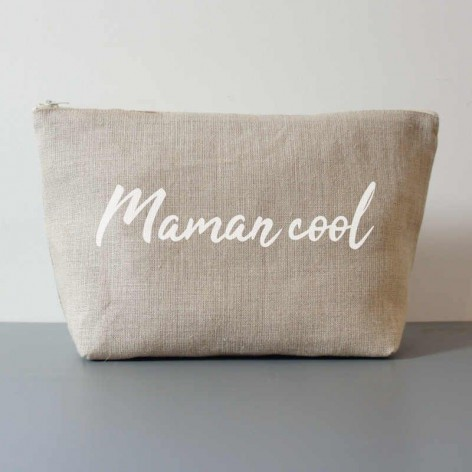 Trousse maquillage Maman cool
