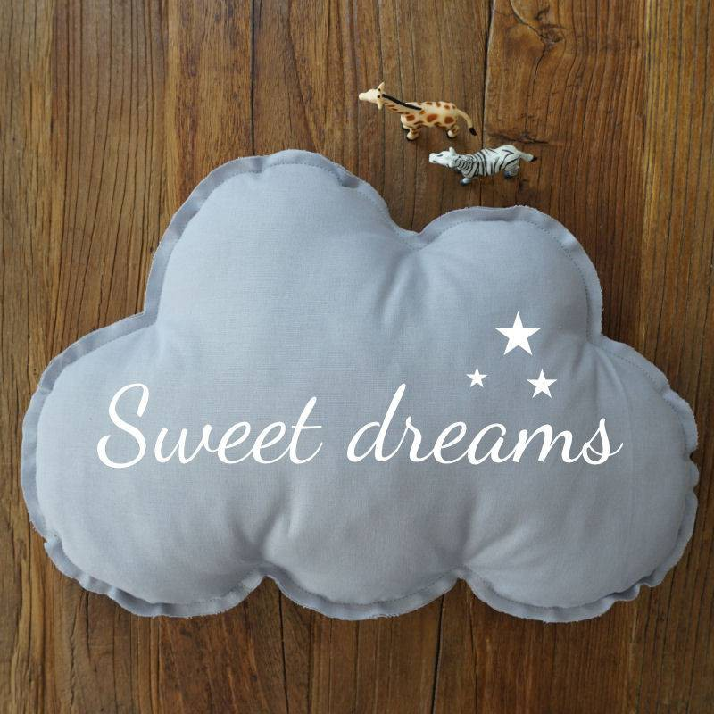 Coussin nuage sweet dreams