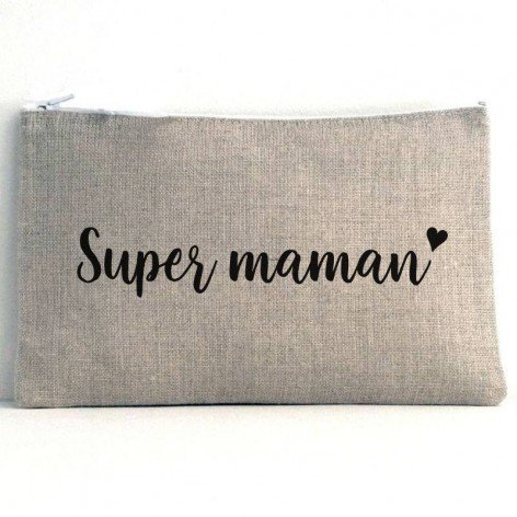 Pochette Super Maman