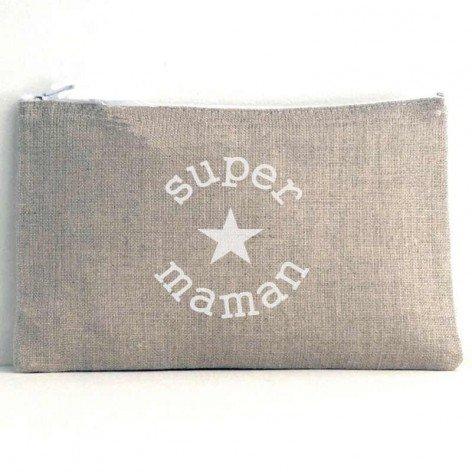 Pochette Super Maman Etoile