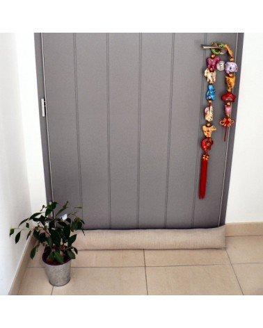 boudin de porte sur mesure
