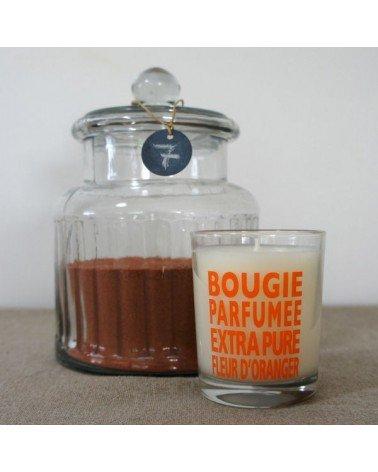 BOUGIE FLEUR D'ORANGER