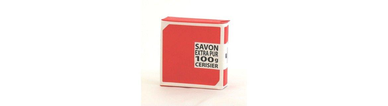 Savons parfumés extra pur 100 grammes - La compagnie de Provence