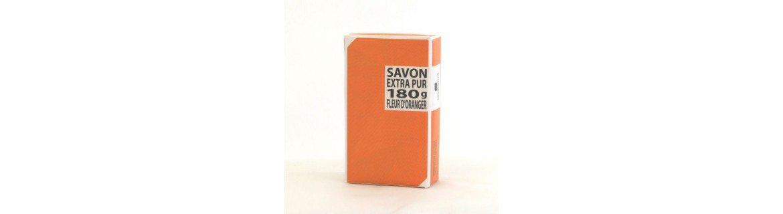 Savons parfumés extra pur 180 grammes - La compagnie de Provence
