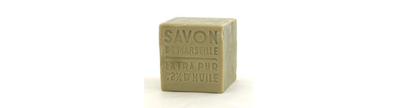 Cubes de savon de Marseille - La compagnie de Provence