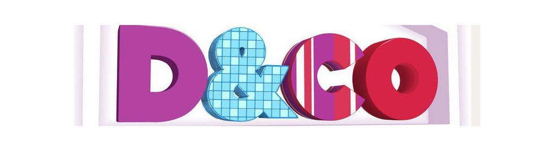 Coussins en lin sélectionnés par l'émission D&CO, coussins décoratifs